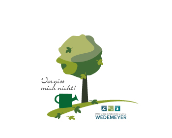 Logo design for Immobilienbetreuung Wedemeyer