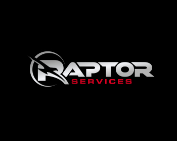 Logo design for Raptor Services