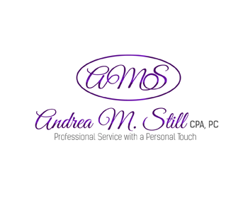 Andrea M. Still, CPA, PC logo design