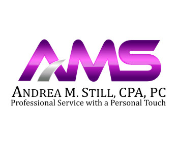 Logo design for Andrea M. Still, CPA, PC