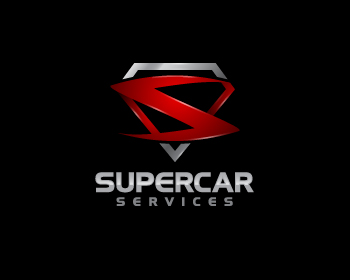Supercar Services logo design