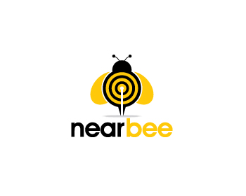 Logo design for NearBee