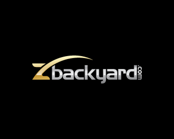 Zbackyard or ZBackYard.com logo design