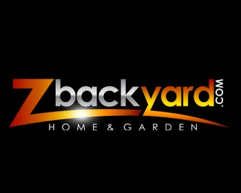 Logo design for Zbackyard or ZBackYard.com