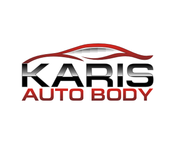 Karis Auto Repair logo design