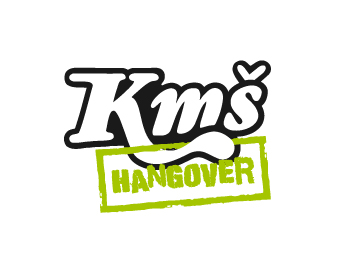 Logo design for KMŠ Hangover