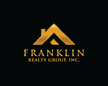 Franklin Realty Group, Inc. logo design
