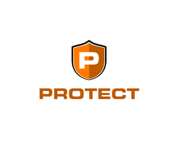 Protect logo design