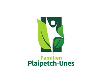 Logo design for Familien Unes-Plaipetch
