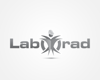 Laborad srl logo design