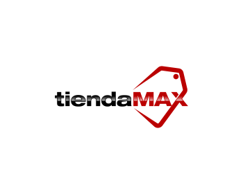Tiendamax logo design