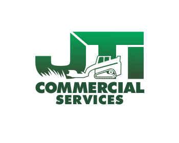 JTI Commercial Services logo design