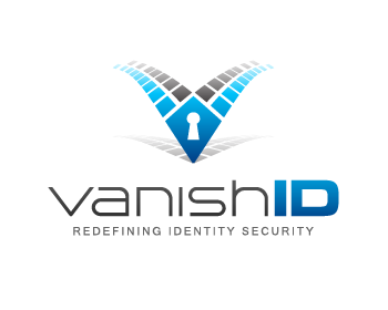 vanishID logo design
