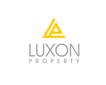 Luxon Property logo design