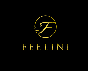 Feelini logo design