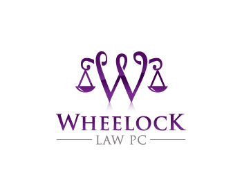 Logo design for Wheelock Law PC