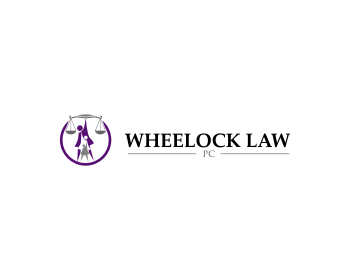 Wheelock Law PC logo design