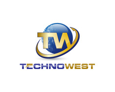 My other entries in Techno West logo contest :