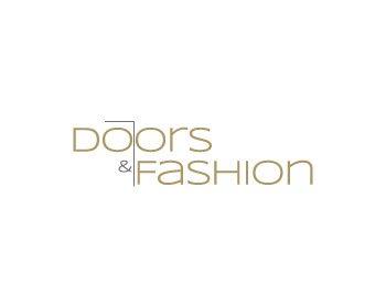 Doors&Fashion logo design