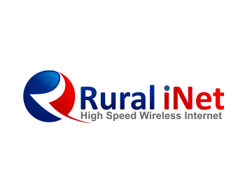 Rural iNet logo design