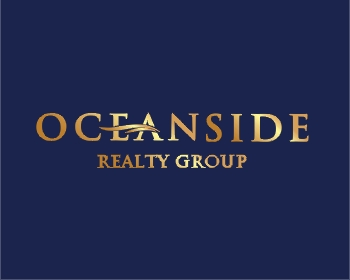 Oceanside Realty Group logo design