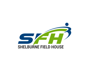 Shelburne Field House logo design