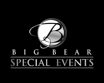 Big Bear Special Events logo design