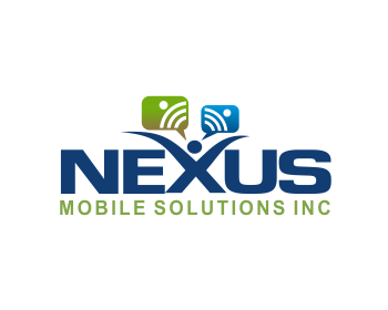 Logo design for Nexus Mobile Solutions Inc