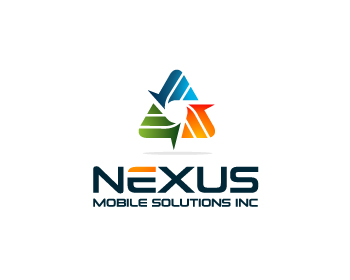 Nexus Mobile Solutions Inc logo design