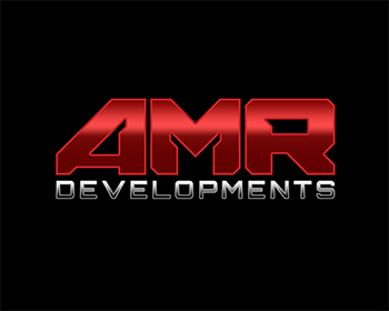 AMR Developments logo design