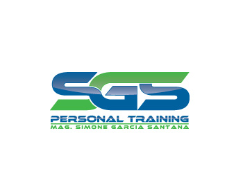 Personal Training S.G.S. logo design