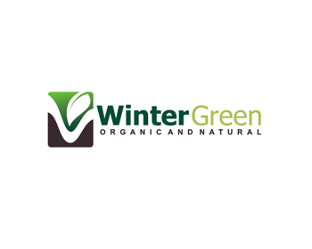 Wintergreen Organics & Naturals, LTD logo design