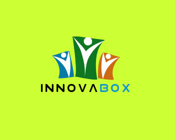 Innovabox logo design