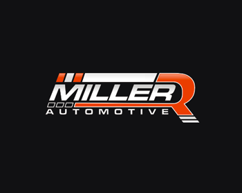 Miller Automotive logo design