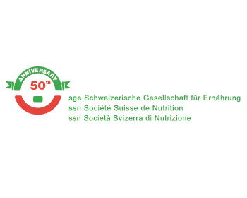 Swiss Society for Nutrition SSN logo design