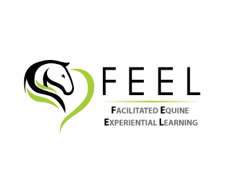Feel logo design