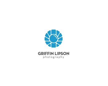 Griffin Lipson Photography logo design