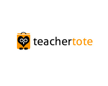 TeacherTote logo design
