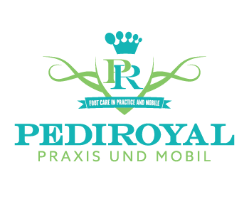 Pediroyal logo design