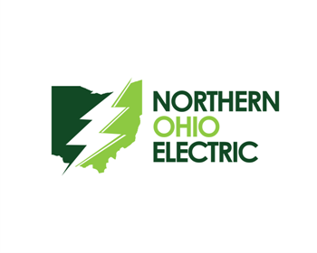 Northern Ohio Electric logo design