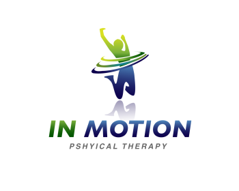 In Motion Physical Therapy logo design