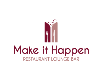 MAKE IT HAPPEN RESTAURANT LTD logo design