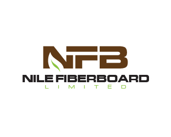 Nile Fiberboard Limited logo design