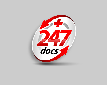 247docs logo design