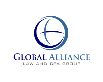 Global Alliance logo design