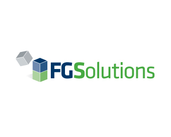 FG Solutions logo design