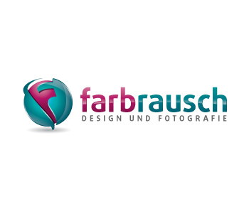 Logo design for Farbrausch