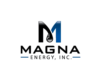 Logo design for Magna Energy, Inc.
