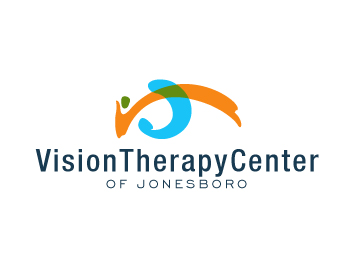 Vision Therapy Center of Jonesboro logo design