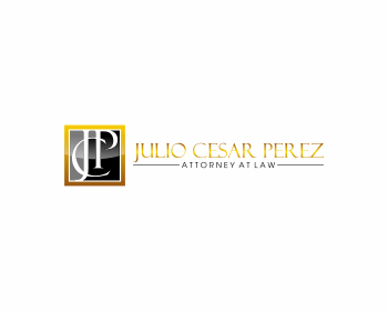 Logo design for Julio Cesar Perez, PA